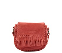 Lennja Laced Tasche Rot