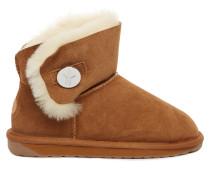 Denman Mini Damen Boots Braun