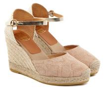 Damen Sandaletten Rosa