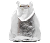Swing Bag Rucksack Silber