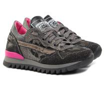 30542 Damen Sneaker Schwarz