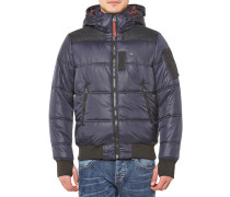 RAW Whistler Hooded Bomber Jacke