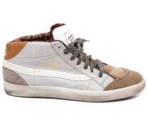 28407 Sneaker Hellgrau