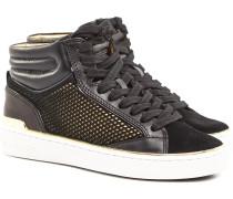 Phoebe High Top Sneaker Schwarz