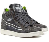 30408 Sneaker Dunkelgrau
