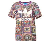 Crochita T-Shirt Farbig