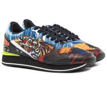 Crazy Sneaker Herren Blau