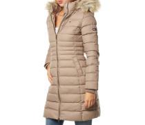 Basic Down Coat Mantel