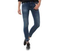 Carmen Jeans Blau