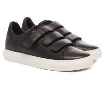 Indlo Damen Sneaker Schwarz