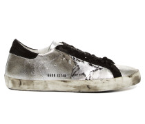 Superstar Col B17 Herren Sneaker Silber