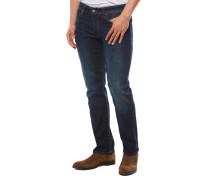 Straight Ryan Daco Jeans Blau