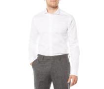 Steel Hemd Weiß