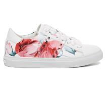 Flower Calf Damen Sneaker