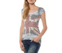 Time T-Shirt Dunkelblau