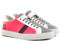 D.A.T.E. Hill Low Pong Fuxia Sneaker