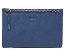 Kiwir Vintage Geldbeutel Blau