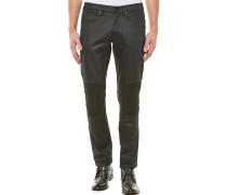 Blackrod Trousers Jeans Schwarz