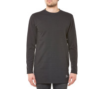 Day Night Crew Sweatshirt Schwarz