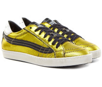 31518 175 Damen Sneaker Gelb