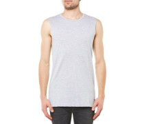 Sleevless Tank Top Grau