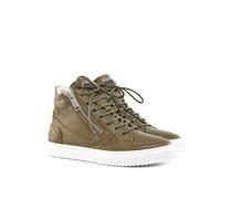 Sneaker oliv-khaki