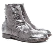 Desert Iron Damen Stiefelette Silber