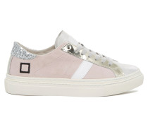 D.A.T.E Lax Chamois Pink Damen Sneaker