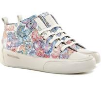 Mosaico Celeste Sneaker Farbig