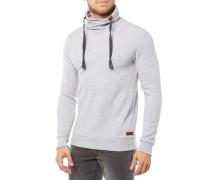 Jeansmaker Sweatshirt Grau