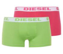 Shawn Two Pack Boxershorts grün/pink