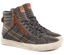 D-String Sneaker Dunkelblau
