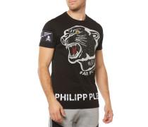 PHILPP PLEIN T-Shirt Schwarz