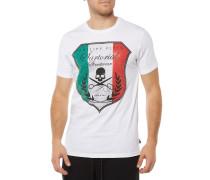 PHILPP PLEIN T-Shirt Weiß
