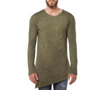Loel Sweatshirt oliv-khaki