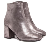 Metal Suede Brush Off Damen Stiefeletten