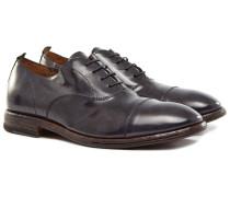 Herren Business Schuhe Dunkelgrau