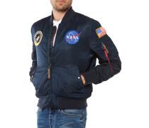 MA-1 VF NASA Jacke Dunkelblau