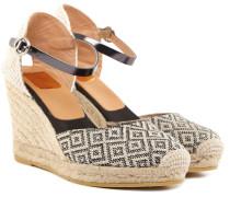 Damen Sandaletten Schwarz
