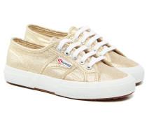 Lamew Damen Sneaker Gold