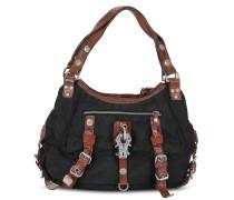 MOS Cowgirl Tasche schwarz/braun
