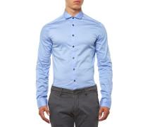 Steel 1 Hemd Blau