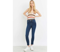 "MidRiseSkinnyJeans ""Breeze"" in Indigo"