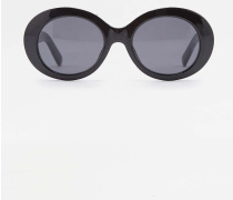 Ovale Sonnenbrille im 90erStyle