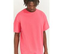 OversizedTShirt im Skaterstyle in Rosa