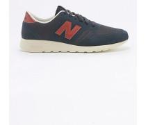 "Sneaker ""MRL 420 Omni"" in Marineblau und Rot"