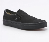 Klassische Slipper in All Black