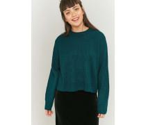 Urban Outfitters  Flauschiger Pullover mit Ballonärmeln