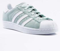 "adidas  Sneakers ""Originals Superstar"" in Mintgrün"