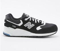 """Sneaker """"999"""" in SchwarzWeiß"""